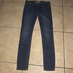 Hollister Skinny Jeans Size 27 Long